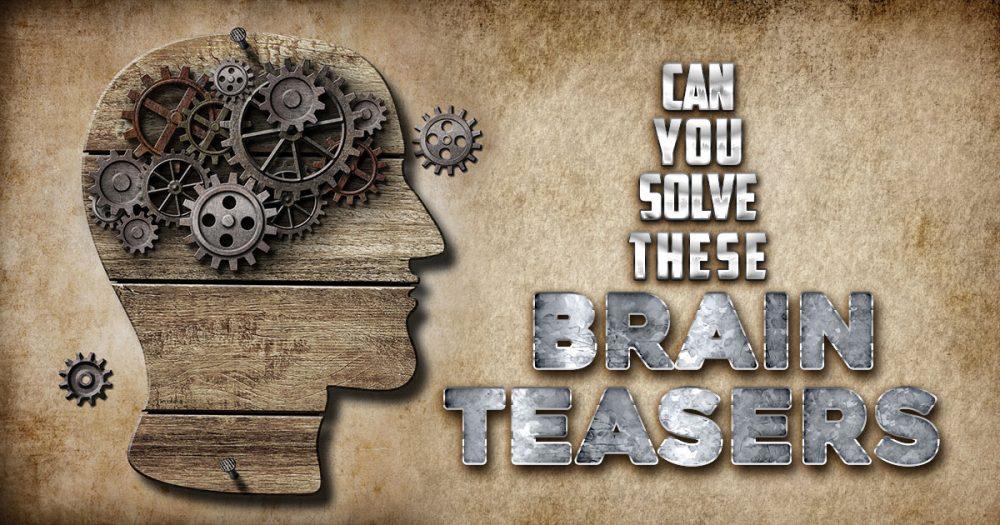 Top 20 Brain Teasers Asked During Interviews Net Hr